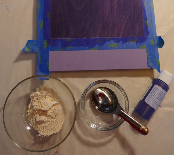 chalkboard paint ingredients